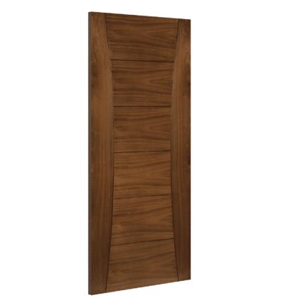 Deanta Pamplona Interior Walnut Door - 1981mm-x-610mm-x-35mm