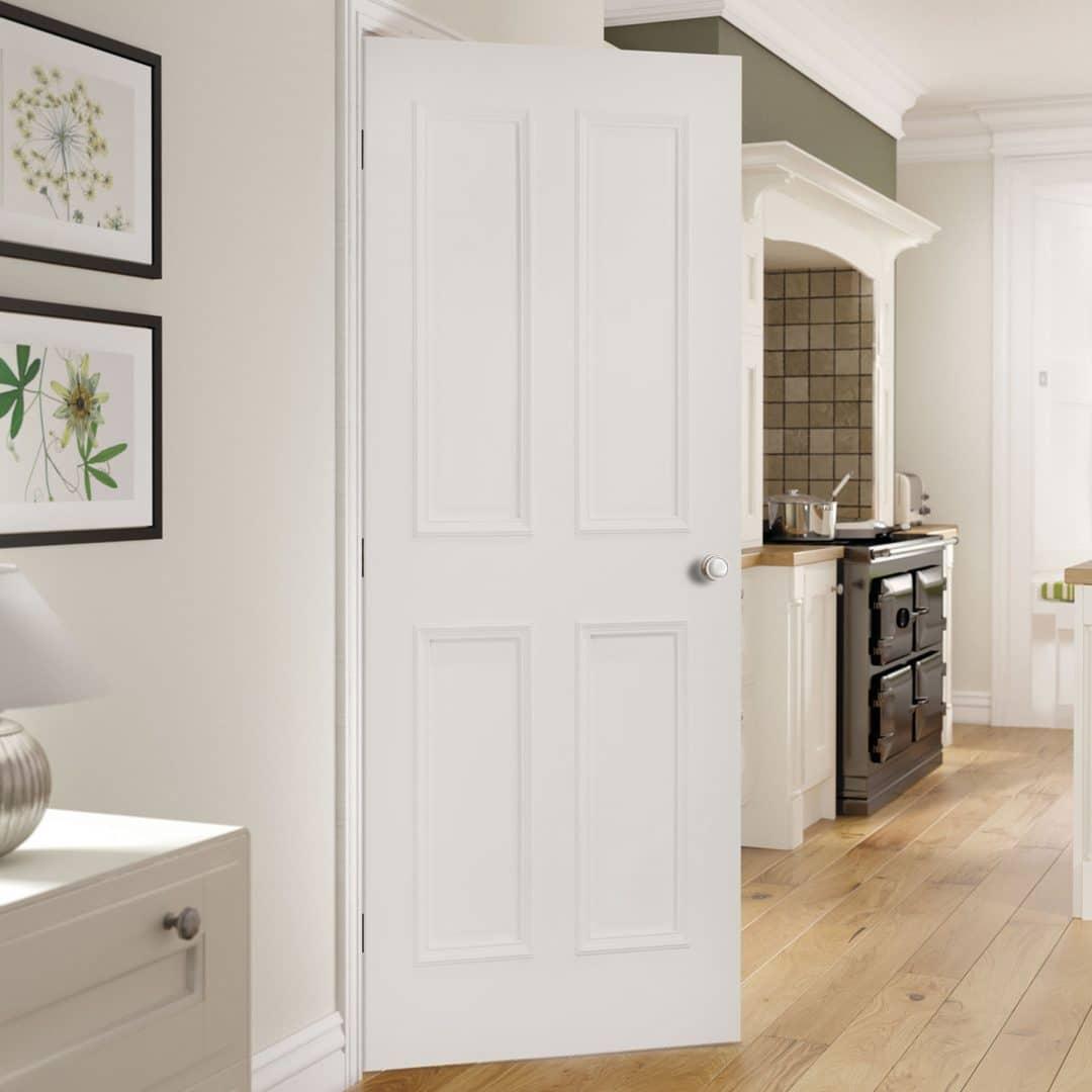 deanta rochester interior white door