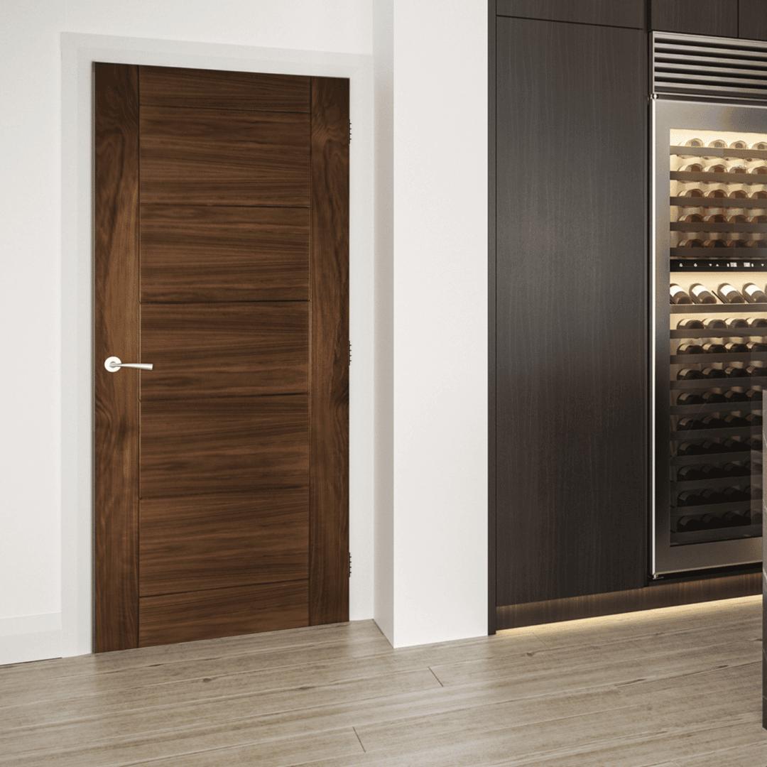 deanta seville internal walnut door