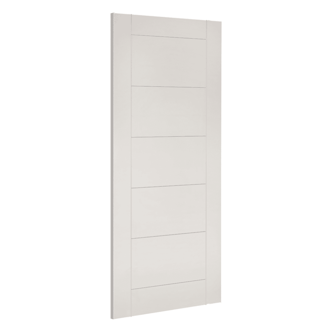 deanta seville internal white primed door
