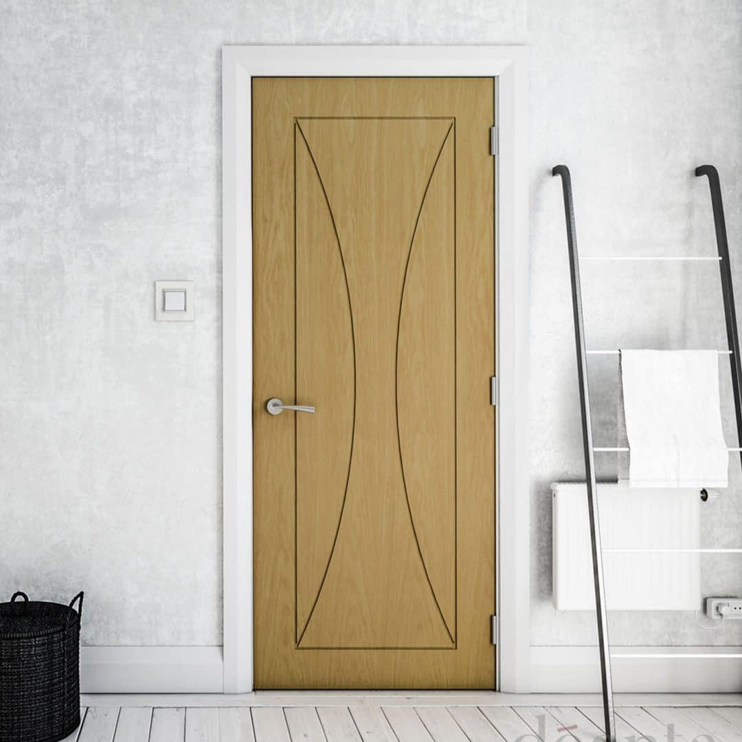 deanta sorrento internal oak door