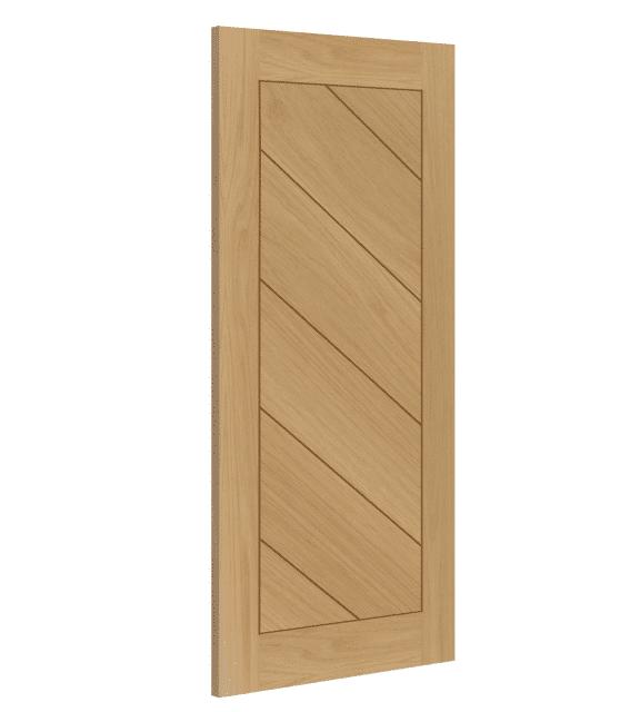 deanta torino interior oak door