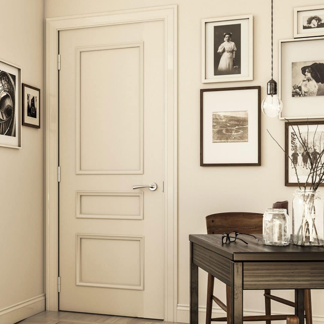 deanta windsor white internal door