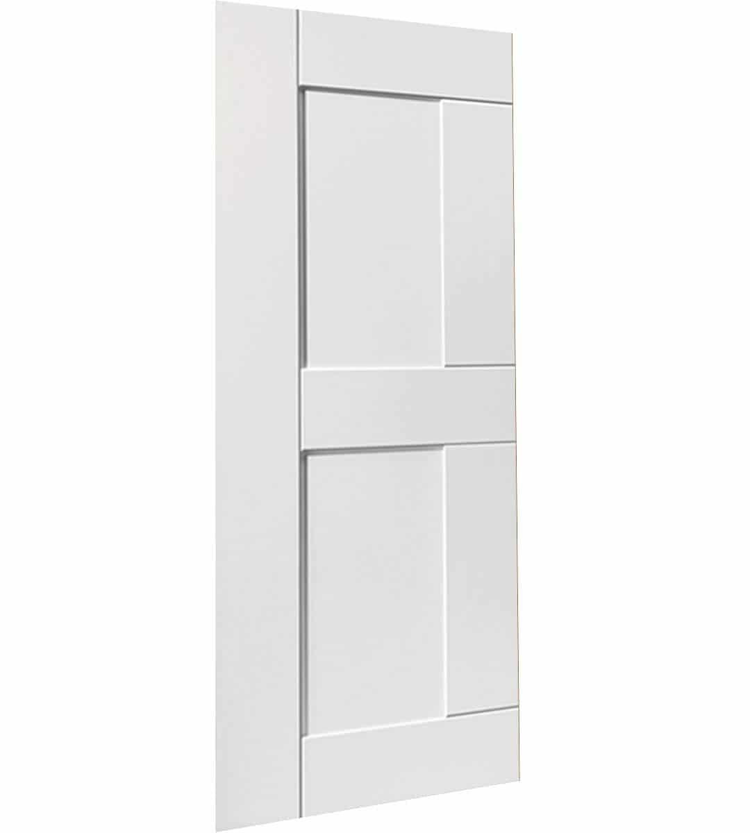 eccentro white internal door