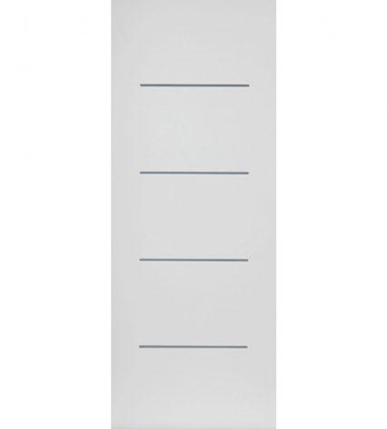 Eco Blanco White Internal Door - 1981mm-x-610mm-x-35mm