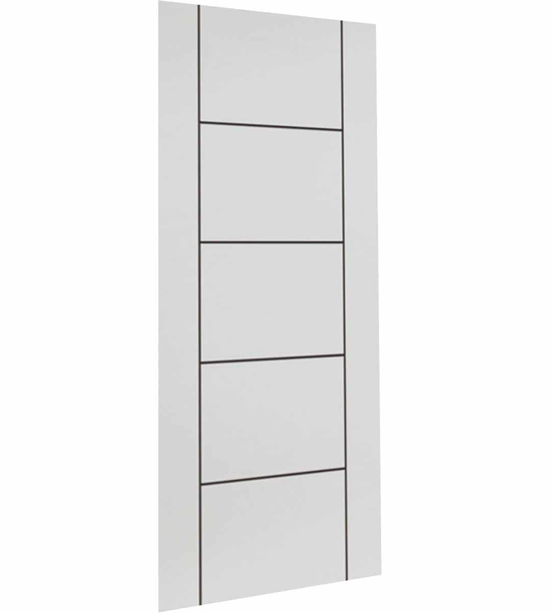 eco linea white interior door