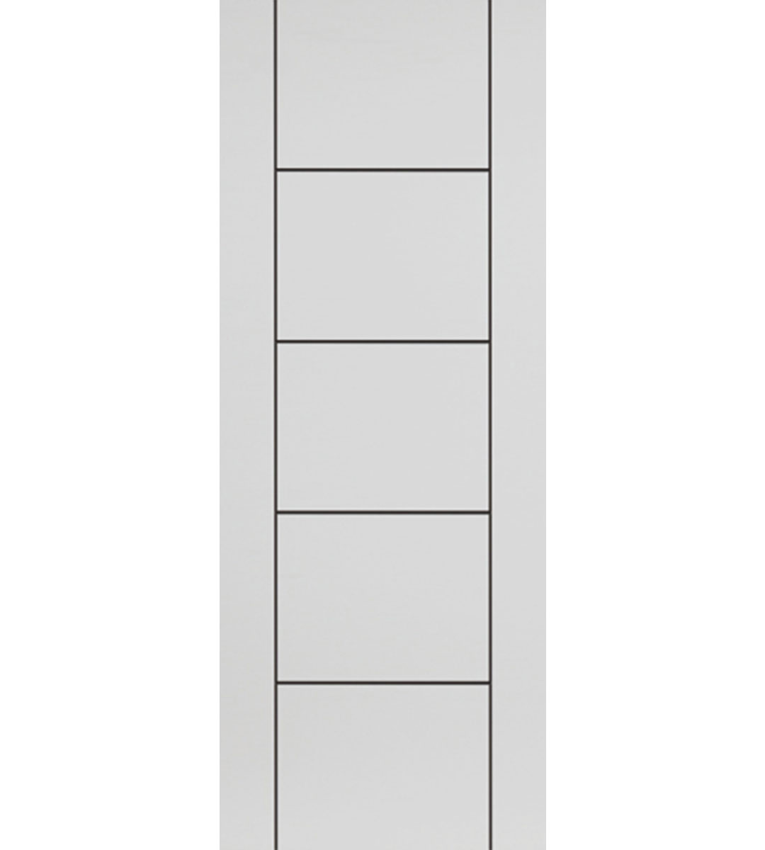 eco linea white internal door
