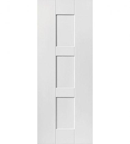 Geo White Internal Door - 1981mm-x-610mm-x-35mm