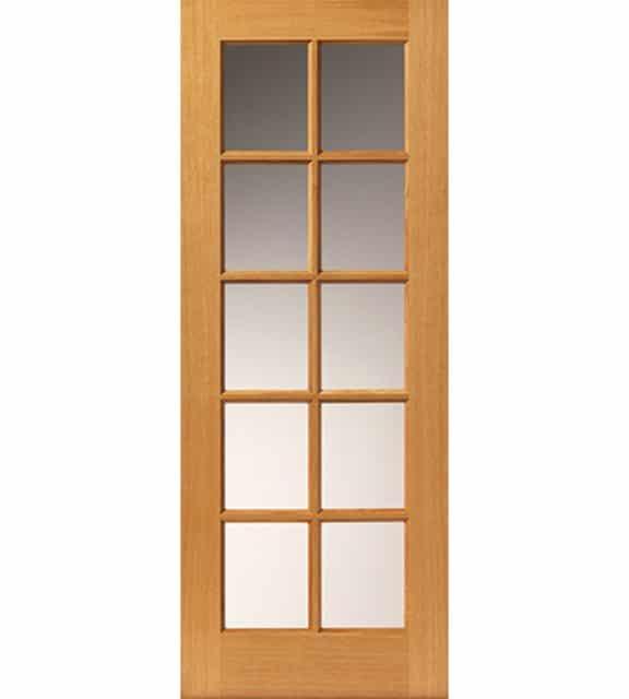 gisburn interior glazed door