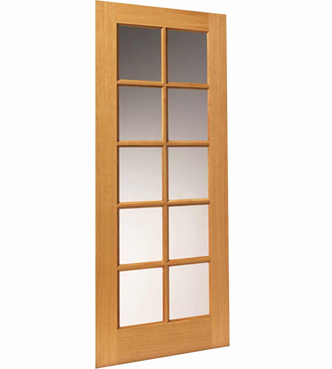 gisburn glazed interior door