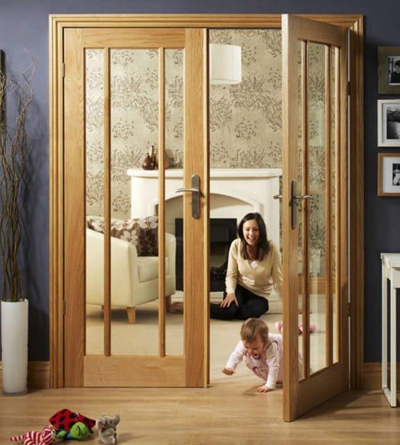 internal glazed doors glass door category open