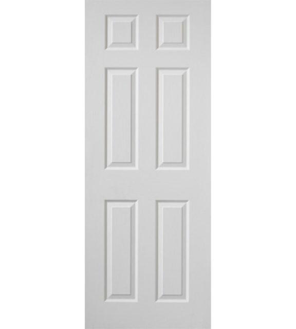 jb kind colonist white interior door