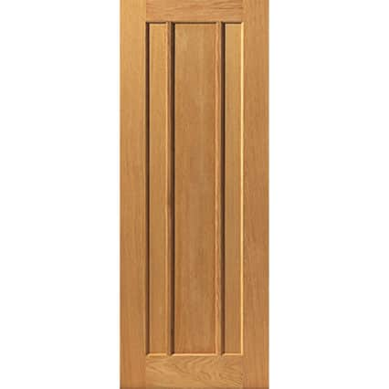 JB Kind Eden Oak Internal Door - 1981mm-x-610mm-x-35mm