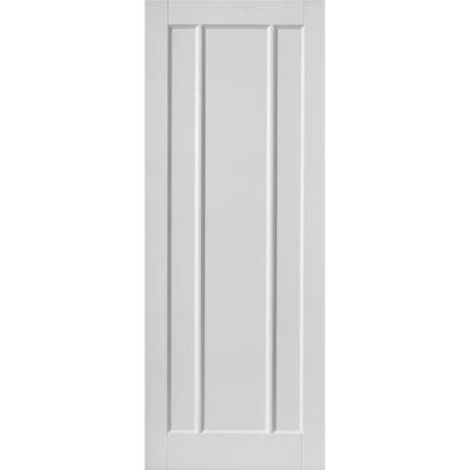 JB Kind Jamaica White Internal Door - 1981mm-x-838mm-x-35mm