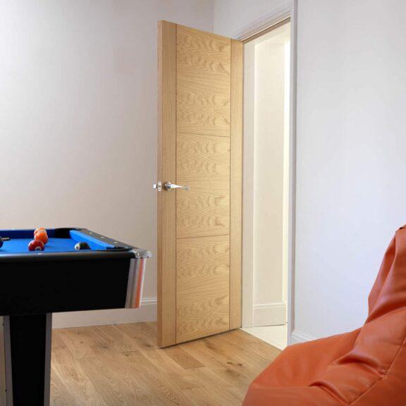jb kind mistral oak internal door