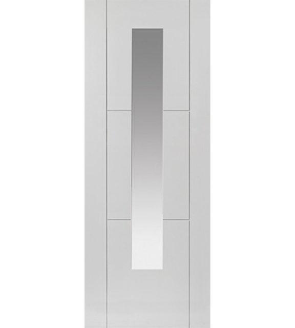 jb kind mistral white internal glass door