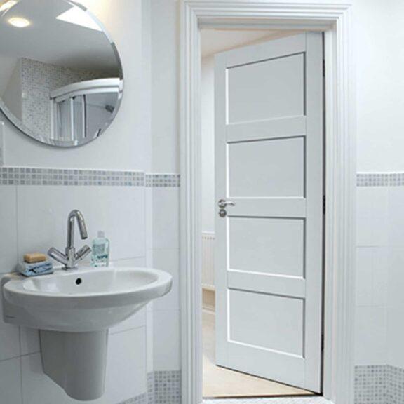 jb kind montserrat white internal door