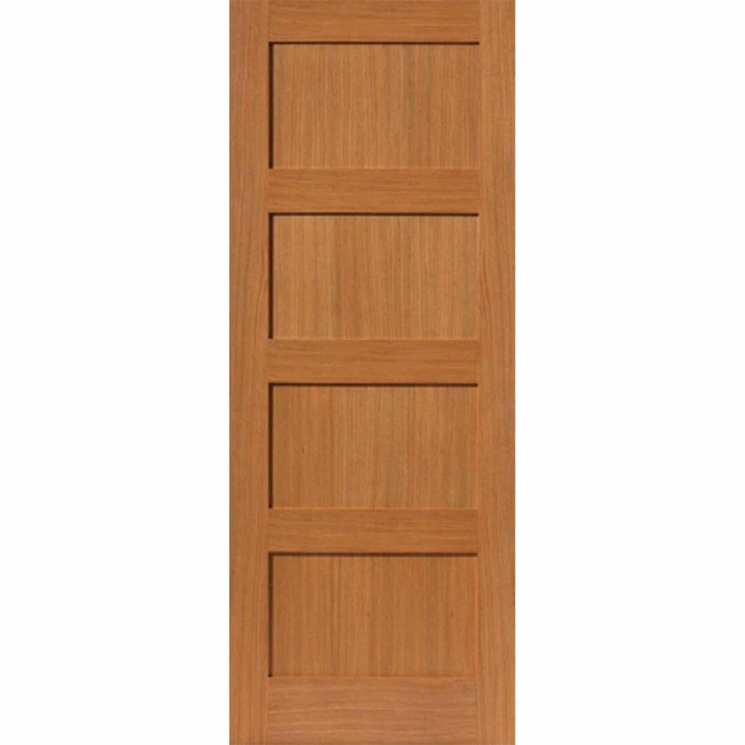 jb kind snowdon oak shaker internal door