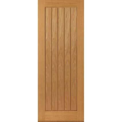 JB Kind Thames Original Oak Internal Door - 1981mm-x-457mm-x-35mm