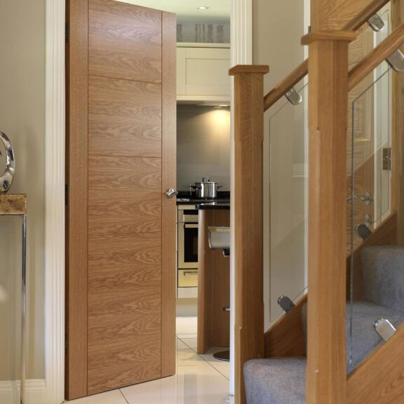 jb kind tigris oak interior door