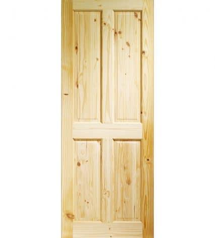 Knotty Pine Internal Door - 2130mm-x-610mm