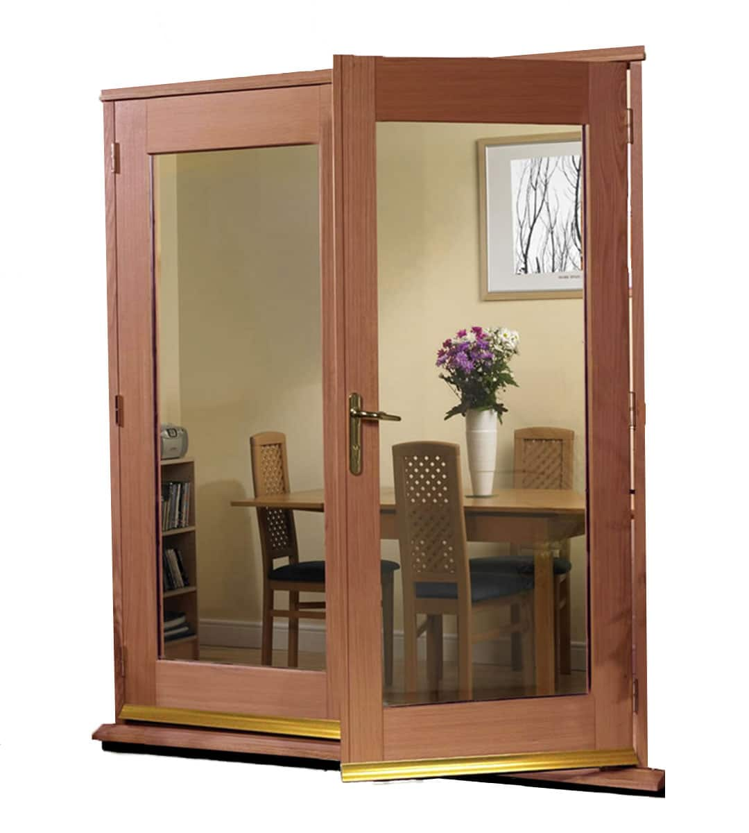 540cdcbbfa4b La Porte French Door External Door Set - 1790mm-x-2074mm
