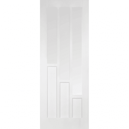 LPD Coventry White Glazed Internal Door - 1981mm-x-686mm-x-35mm