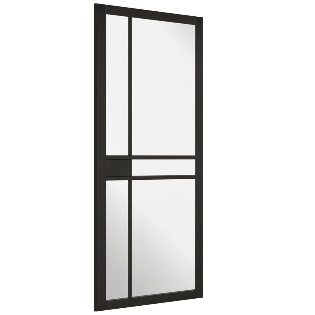 LPD Doors Black Greenwich Interior Door