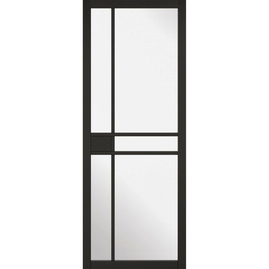LPD Doors Black Greenwich Internal Door