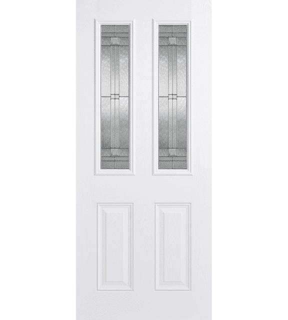 lpd doors malton white glazed 2l external door