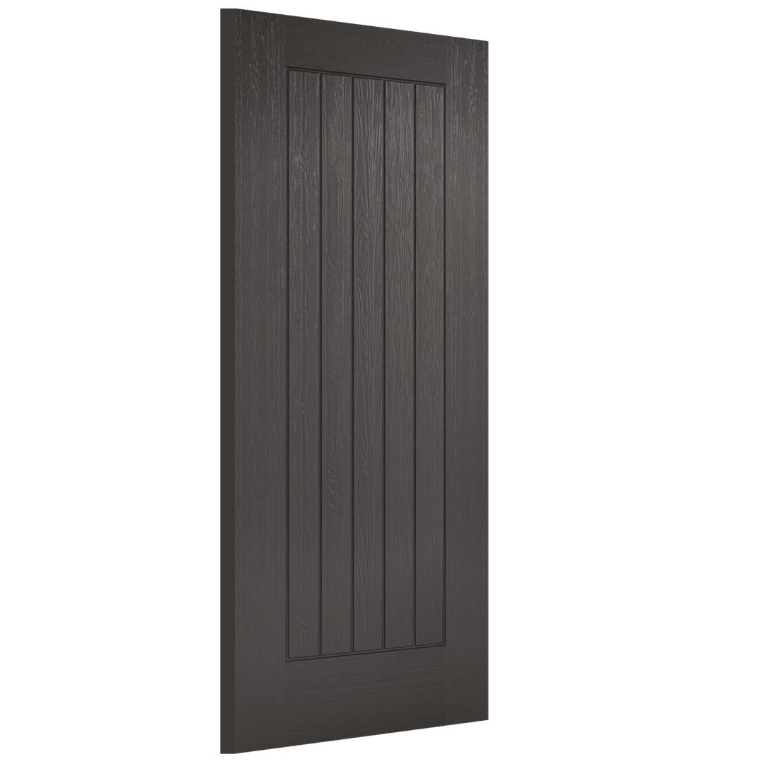 lpd doors norfolk charcoal grey exterior door
