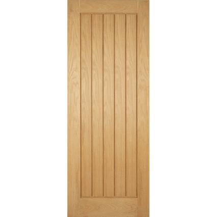 LPD Doors Oak Mexicano - 1981mm-x-457mm-x-35mm