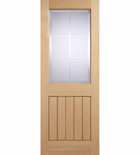 lpd doors oak mexicano valencia glazed 1l
