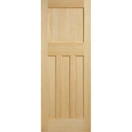 LPD Doors Radiata Pine DX 30s Style - 1981mm-x-686mm-x-35mm