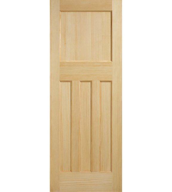 LPD Doors Radiata Pine DX 30s Style Internal Door
