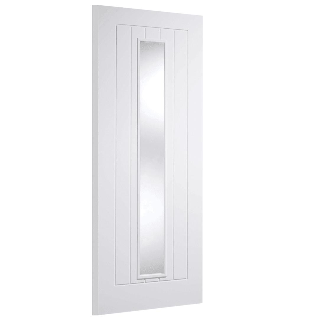 lpd doors white mexicano glazed interior door