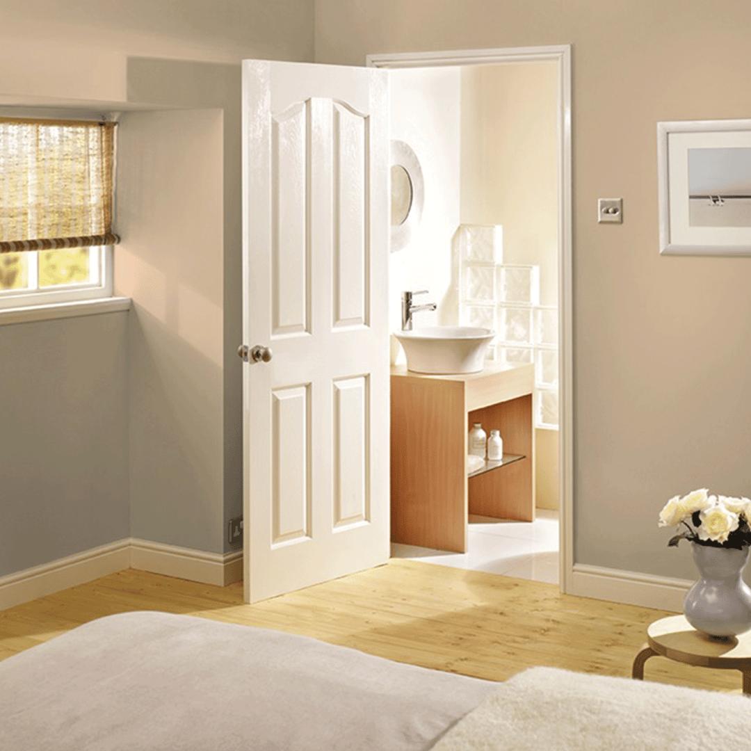 lpd doors white moulded mayfair 4p internal door