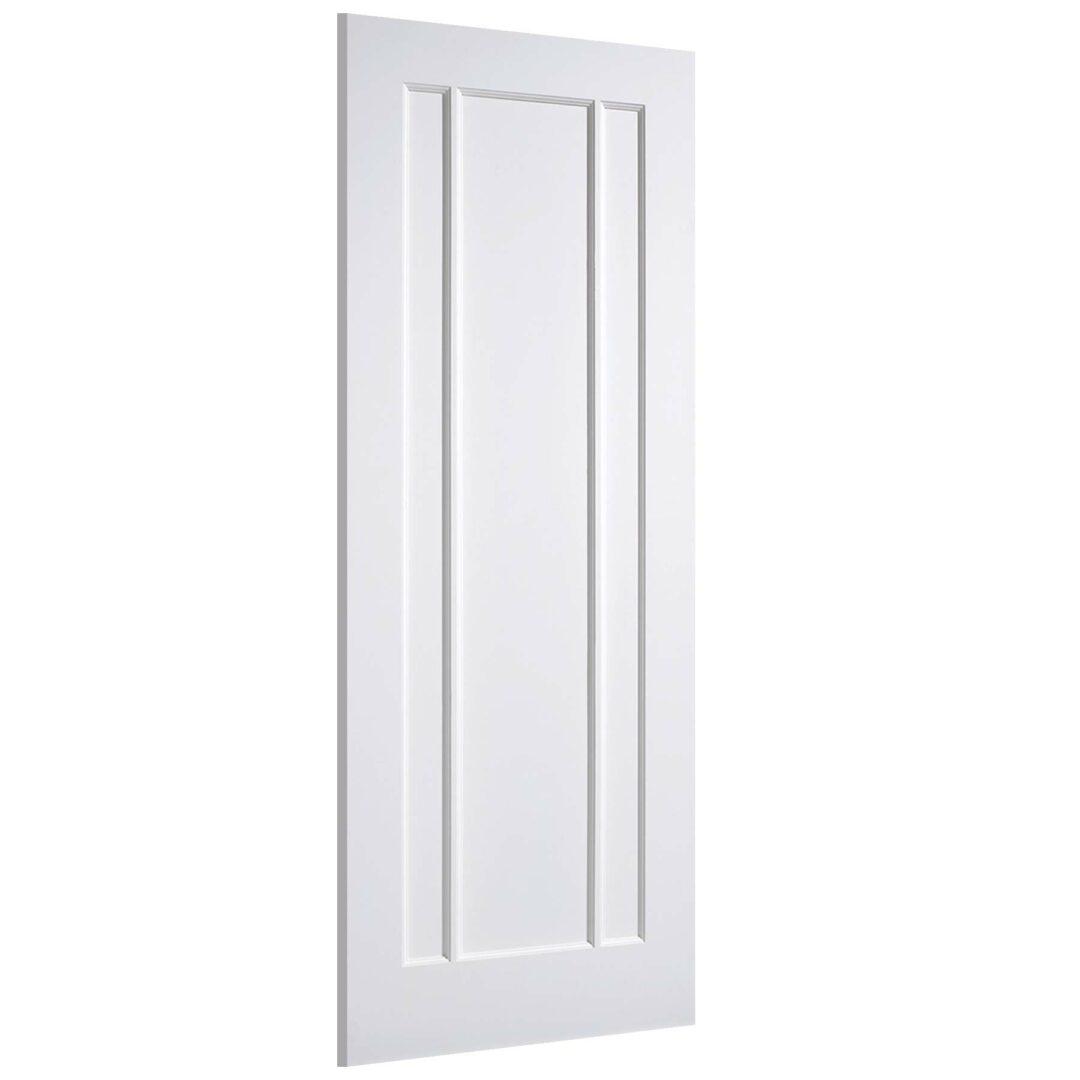 LPD White Lincoln Interior Door