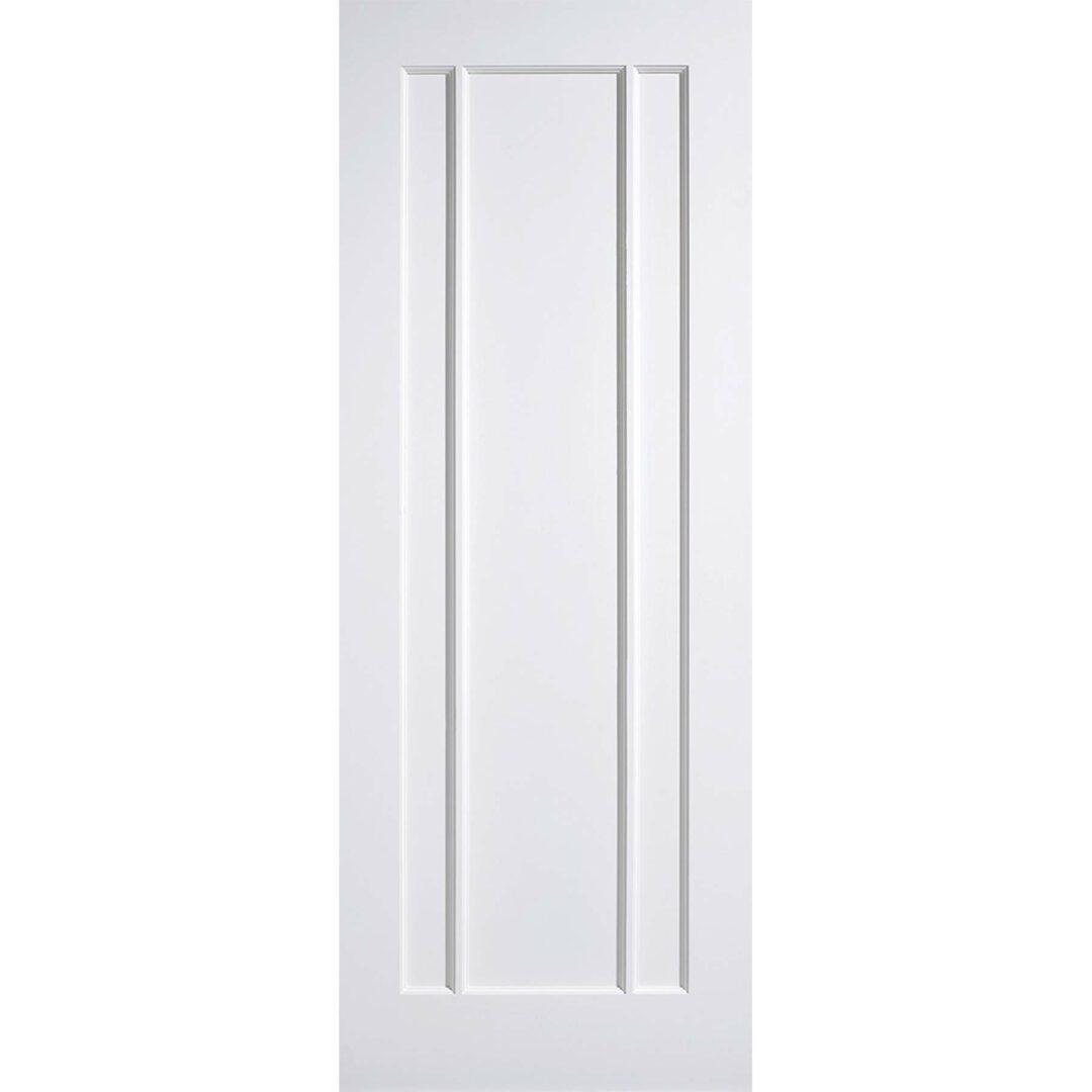 LPD White Lincoln Internal Door