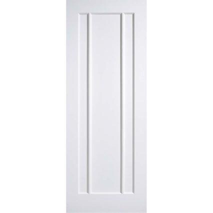 LPD Doors White Lincoln Internal Door - 1981mm-x-610mm-x-35mm