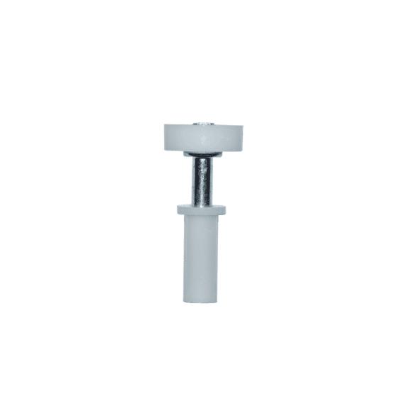Bi-Fold Door Track Replacement Part A - Roller Guide Pivot