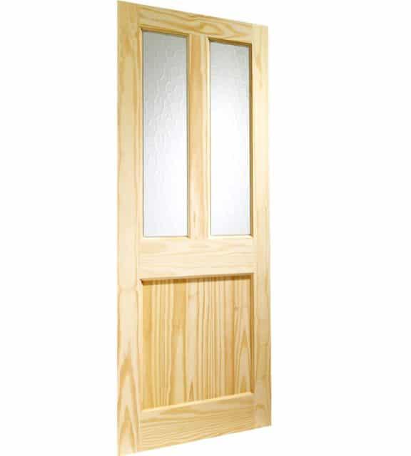 Malton Pine Exterior Door