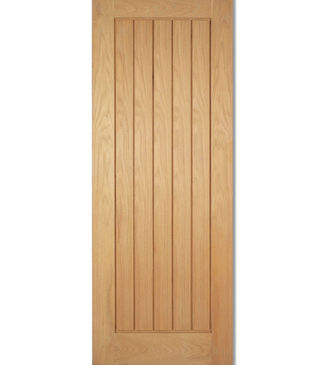 Mexicano 5 Panel Oak Internal Door