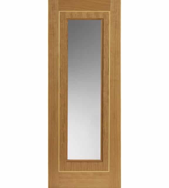 minerva glazed internal door