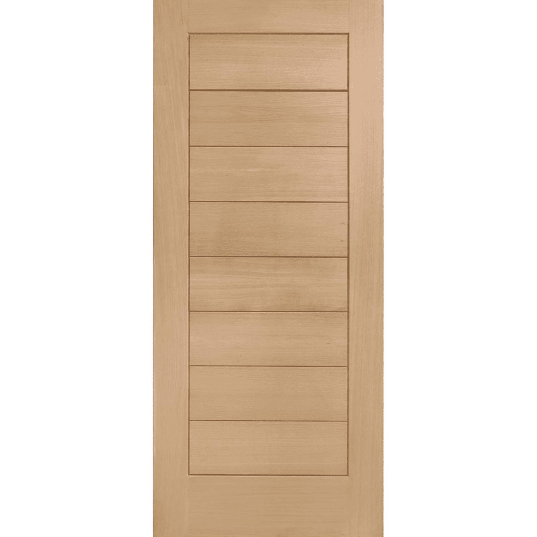 Modena Oak External Door