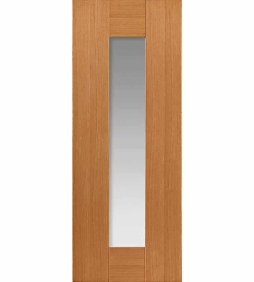 Axis Oak Internal Glazed Door Shawfield Doors