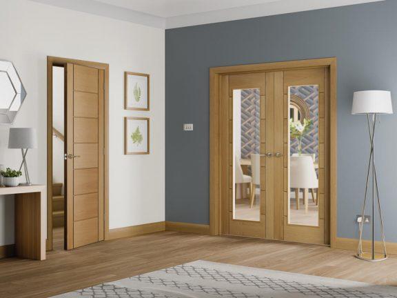 Palermo Internal Oak Door