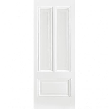 White Peony 2L Glazed Internal Door - 1981mm-x-838mm-x-35mm