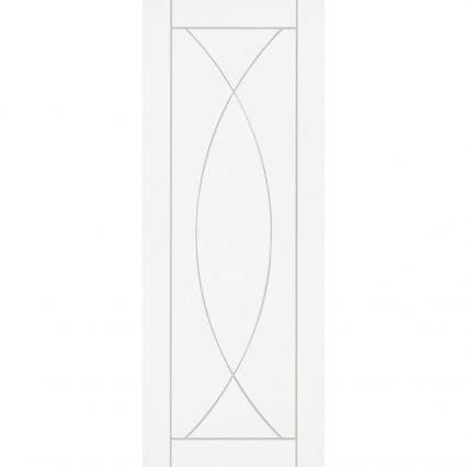 XL Joinery Pesaro Internal White Primed Door - sale-door-1981mm-x-762mm-x-35mm-78-x-30