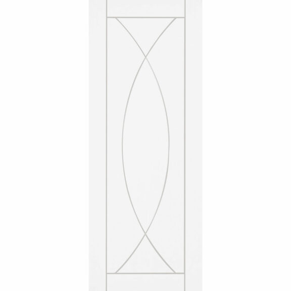 pesaro interior white door
